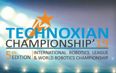 Delhi to celebrate innovation, creation with World Robotics Championship