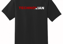 TechnoXian Logo T Shirt