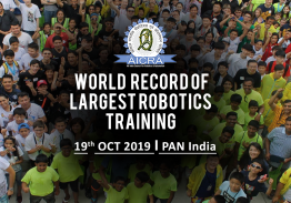 AICRA & TRIC attempts world record in Kma, Dmu