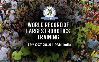 AICRA & TRIC attempts world record in Kma, Dmu