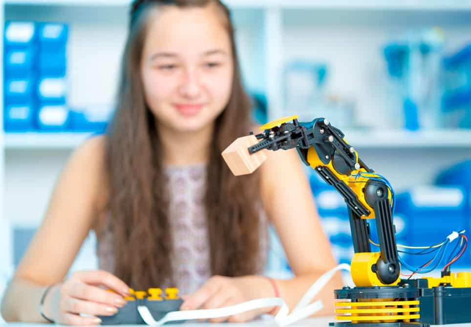 If you are looking for people who love the art and science of making robots just like you do, we have something for you