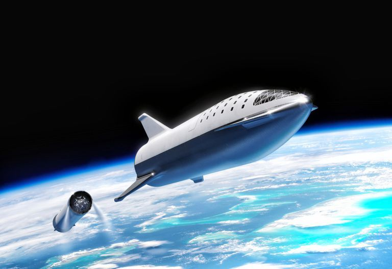 Traveling to space for common people is possible now!