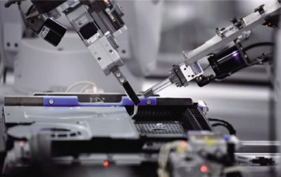 SONY TO AUTOMATE ITS TV MANUFACTURING UNITS: ROBOTS AT WORK