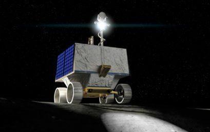 NASA's plan to send a robotic rover to the moon